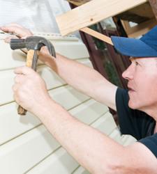 installing vinyl siding