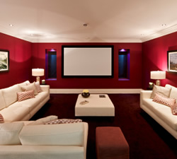 home theater design ideas - Home Theater Design Ideas